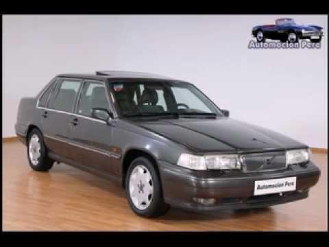 Volvo 960 3.0i 24v Automatico, Executive,vendido en Alicante por Automocion Pere - YouTube