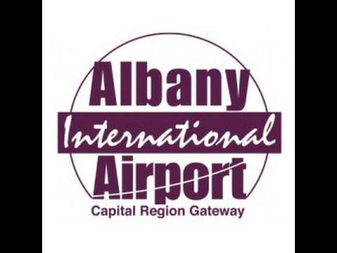 Albany International Airport HD Tour