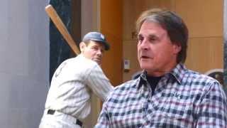 Tony La Russa Interview Teaser - 2014 Baseball Hall of Fame Inductees