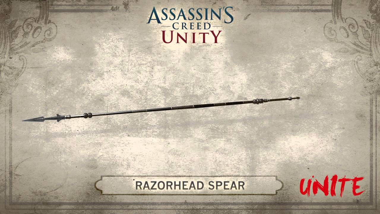 Razorhead Spear YouTube
