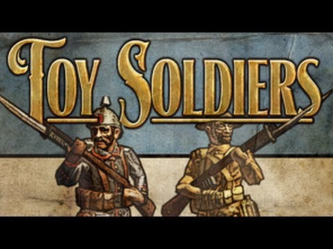 Toy Soldiers: Polygon Wood
