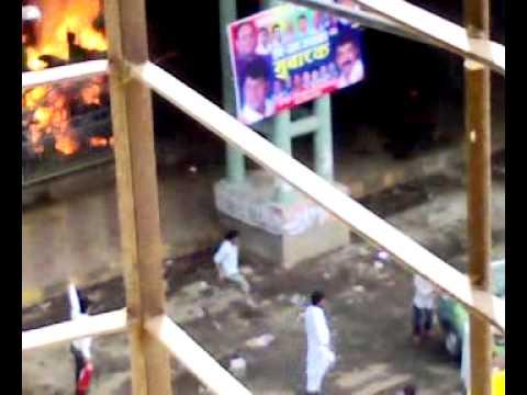 HDIL ON FIRE (BANDRA) MUMBAI .mp4