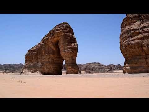 Vlog 2: Madain Saleh-  Saudi Arabia