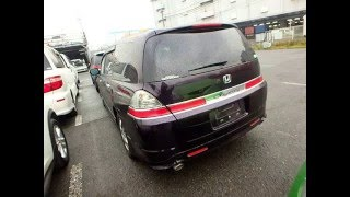 Used Honda Odyssey Cars For Sale   SBT Japan