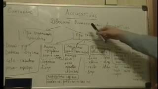 Латинский синтаксис Урок 3. Двойной винительный