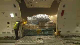 British Airways Provides Relief Flight To The Philippines