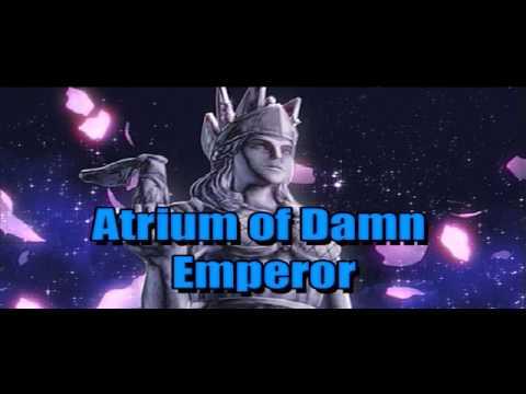 Saint Seiya: The Hades PS2 - Atrium of Damn Emperor