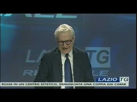 LAZIO TG DEL 20/10/2021 EDIZIONE DELLE 19.30