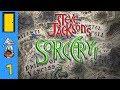 Sorcery! Part 1: A Gentleman Adventurer - Choose Your Own Adventure - Let's Play Sorcery!