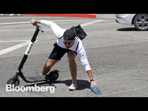 E-Scooters Are Driving People Insane
