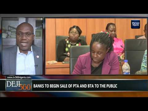 DEJI360 EP 147 Part 2: CBN introduces new Forex guidelines (Nigerian News)