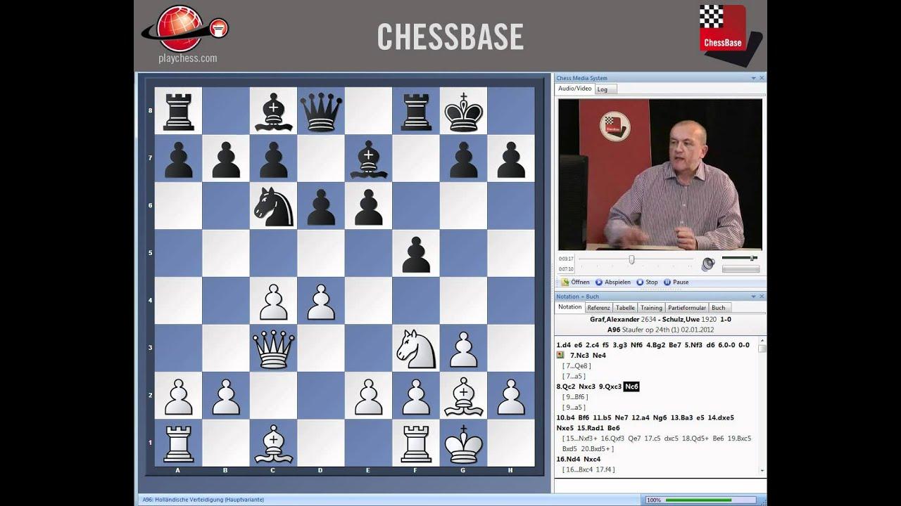 Let S Talk About Dutch Chessbase