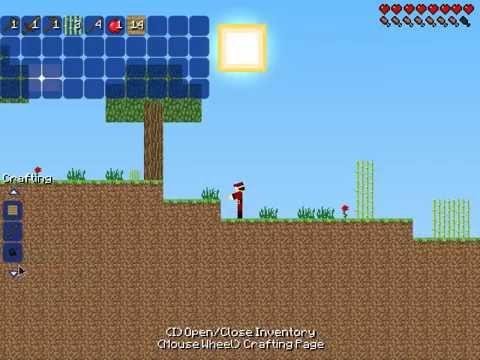 minecraft 2d download survival