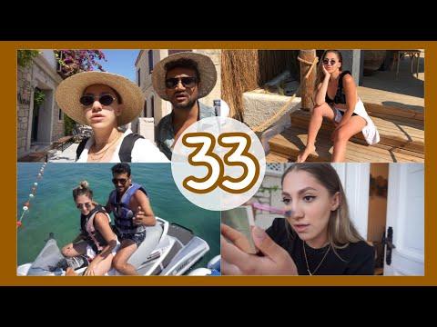 BAHSETTİĞİM O OTELE GEÇİYORUZ!   Günlük Vlog 33