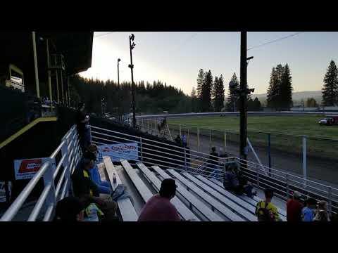 American Valley Speedway Heat Race 5/11/19