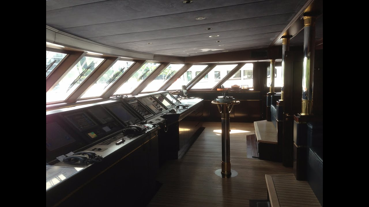 Inside Golden Odyssey Luxury Super Mega Yacht