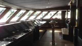 Inside Golden Odyssey [Luxury/Super/Mega Yacht]