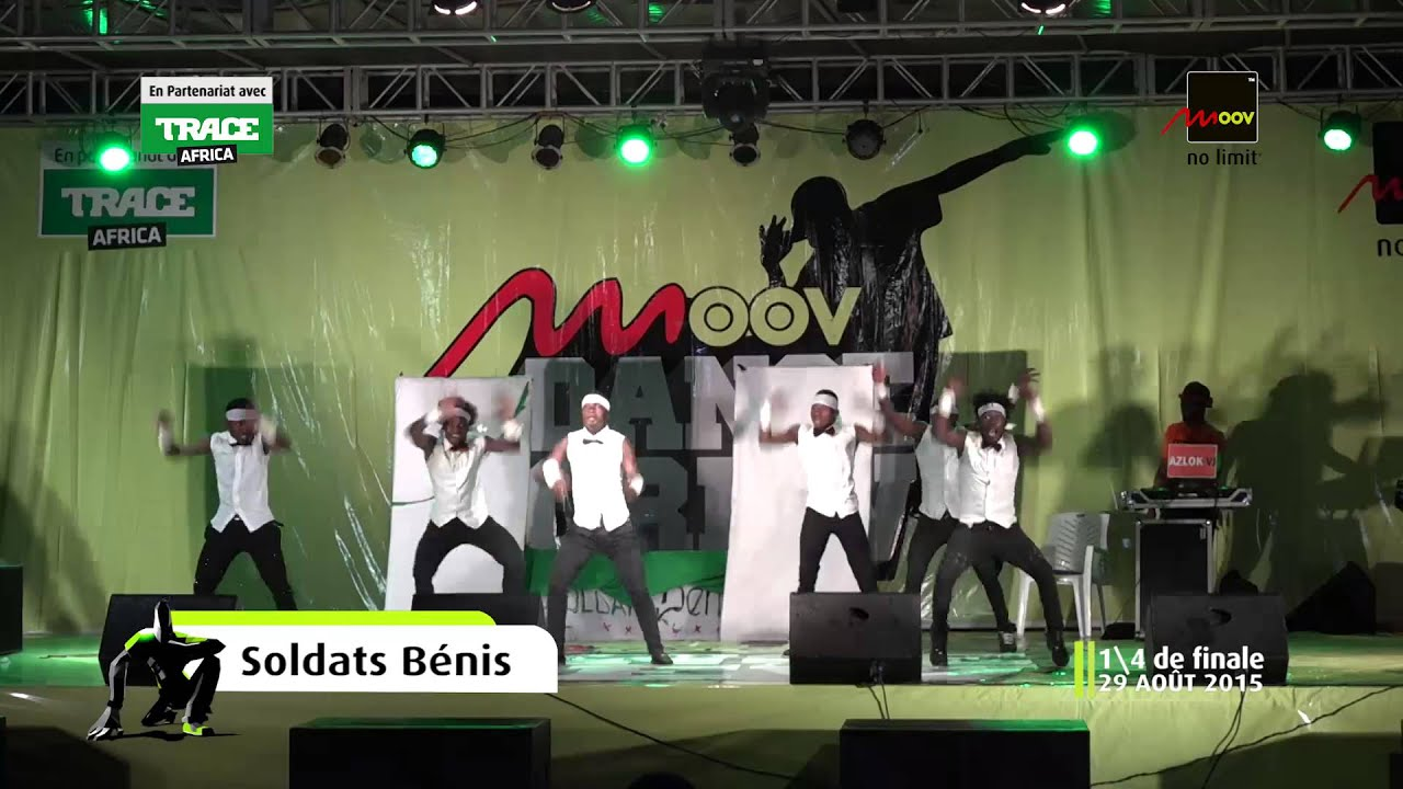 Moov Bénin: La deuxième manche du Moov Dance Crew 2015