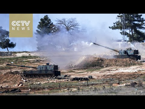 Turkey shells ISIL, Kurdish forces in northern Syria
