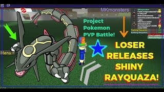roblox project pokemon pvp legendary wager battle