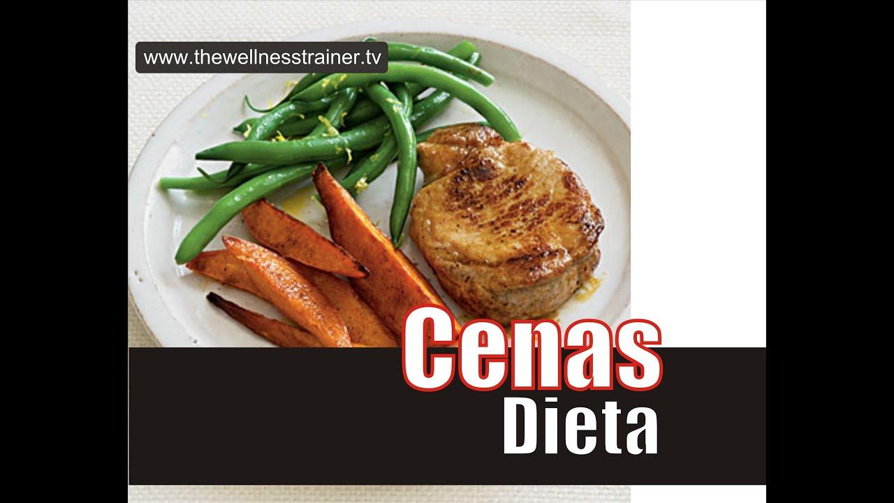 Video tutorial 4 cenas para perder peso mientras duermes y - Cenas saludables para bajar de peso ...