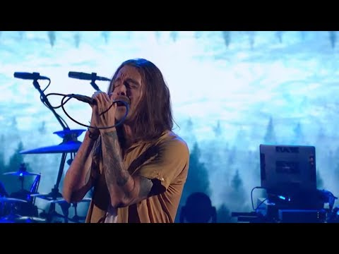 "Incubus performing ""Into The Summer"" live on Stephen Colbert now posted..+ tour dates!"