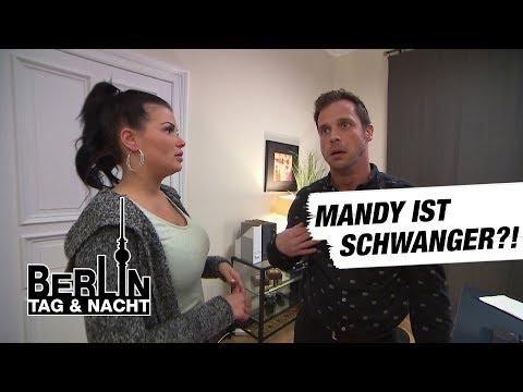 Berlin  Tag & Nacht  Mandy ist schwanger?! #1646  RTL II