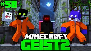 DER AUSBRUCH?! - Minecraft Geist 2 #58 [Deutsch/HD]