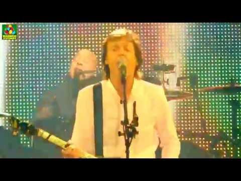 PAUL McCARTNEY - ANOTHER GIRL (Live 2010) - 4k