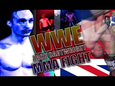 WWE 's Jack Gallagher MMA Fight Vs Stefan Cowley GPUK