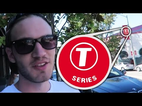 PROOF PewDiePie Has Known T-Series Since 2015