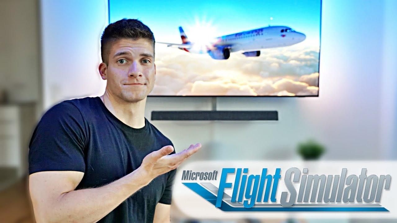 Warum der Flight Simulator (endlich) gut ist! AeroNewsGermany