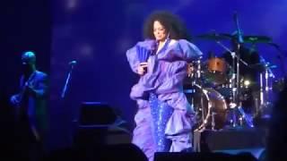 Diana Ross - Don't Explain (Brad Mason's Solo) in Hawaii May 2015