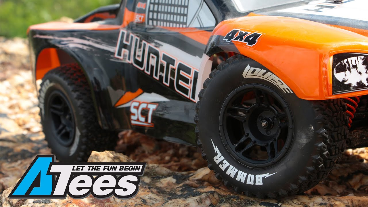 [Product Testing] Bash Friendly Race Worthy With Louise RC Tires