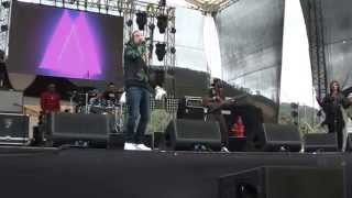 Collie Buddz - Nice Up Yourself (Live At Jamming Festival 2015)
