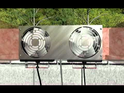 learn about basement ventilation and the xchanger basement fan from