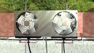 Learn about Basement Ventilation and the Xchanger Basement Fan from Tjernlund