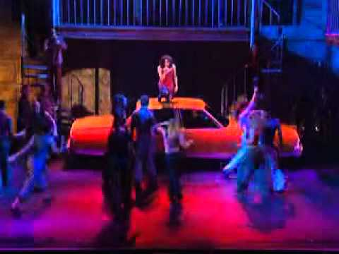 Fame the Musical UK Tour 2002