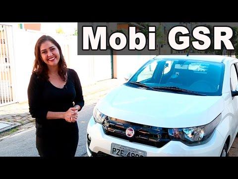 7bddac827 Fiat Mobi Automatizado GSR 2018 / Mobi Automático - YouTube