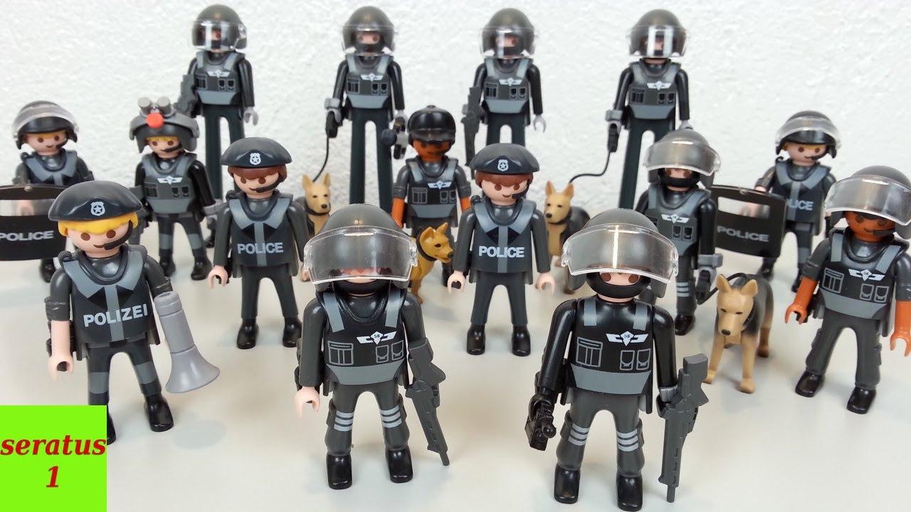 ausmalbilder playmobil polizei sek  kostenlos zum ausdrucken