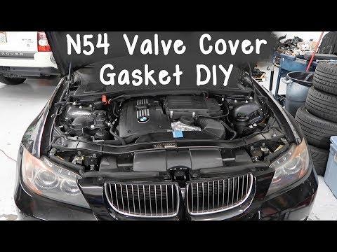 N54 Valve Cover Gasket DIY- BMW 335i E90