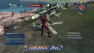 Dc universe online gameplay