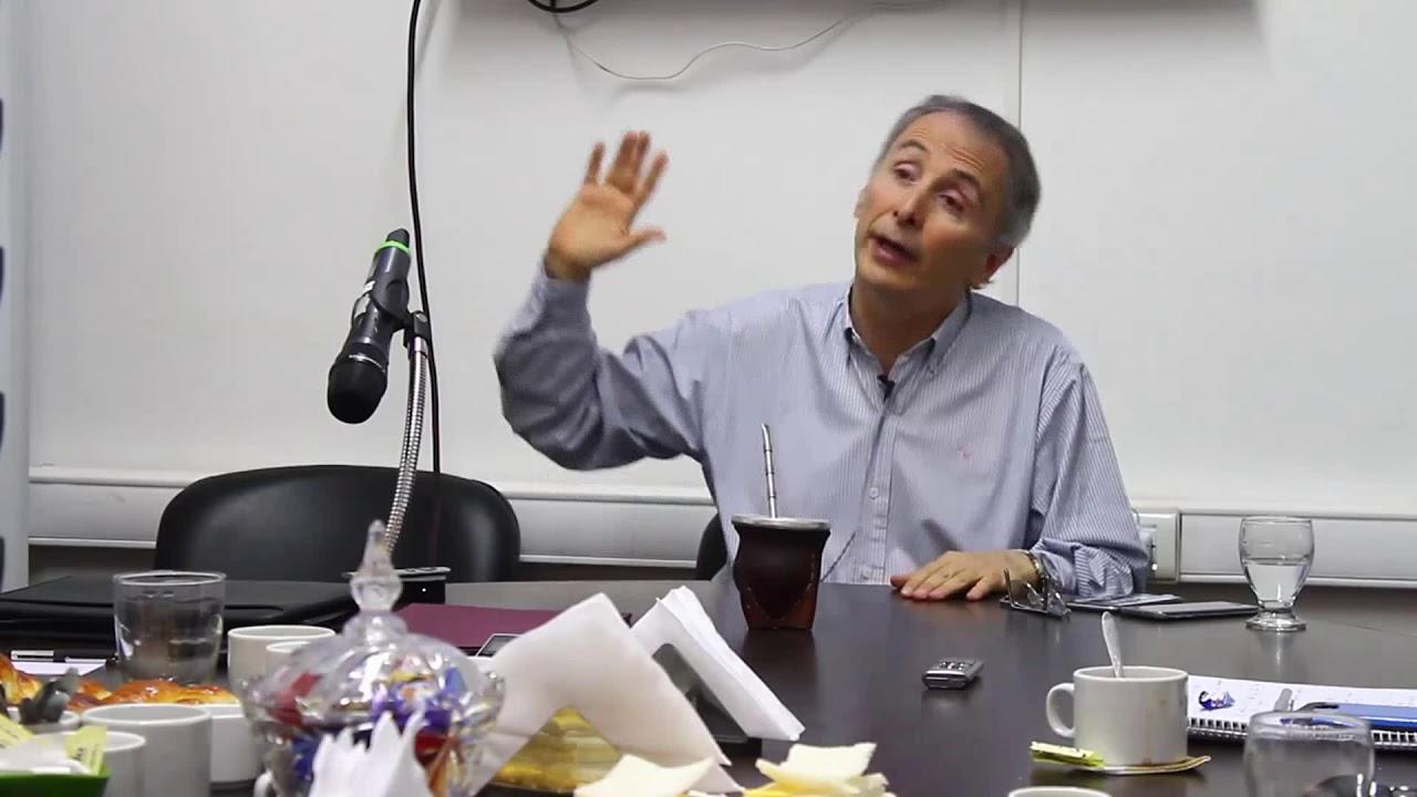 Desayuno y Conferencia de Prensa de Rodolfo Paverini, presidente de CAD - parte 2 - YouTube