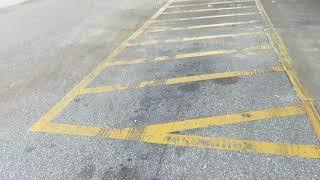 Orlando Florida Parking Lot Line Striping
