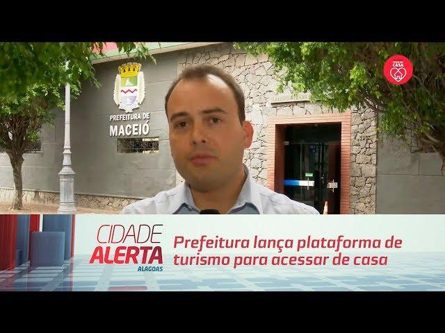 'Maceió até você': Prefeitura lança plataforma de turismo para Sobre