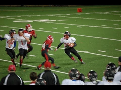 Douglas Harrison III 2013 Football Highlights