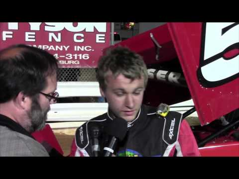Williams Grove Speedway 305 Sprint Car Victory Lane 5-22-15