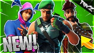 NEW WEAPON SKINS, CUBE CORRUPTION & SECRET EPIC SKINS LEAKED! (Fortnite Battle Royale)