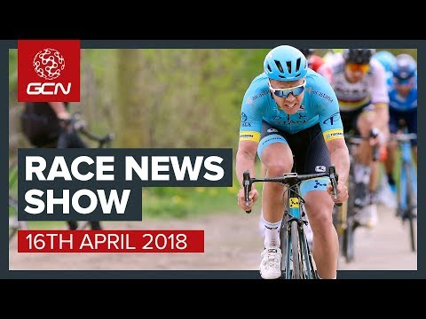Amstel Gold Race & Tro Bro Leon | The Cycling Race News Show