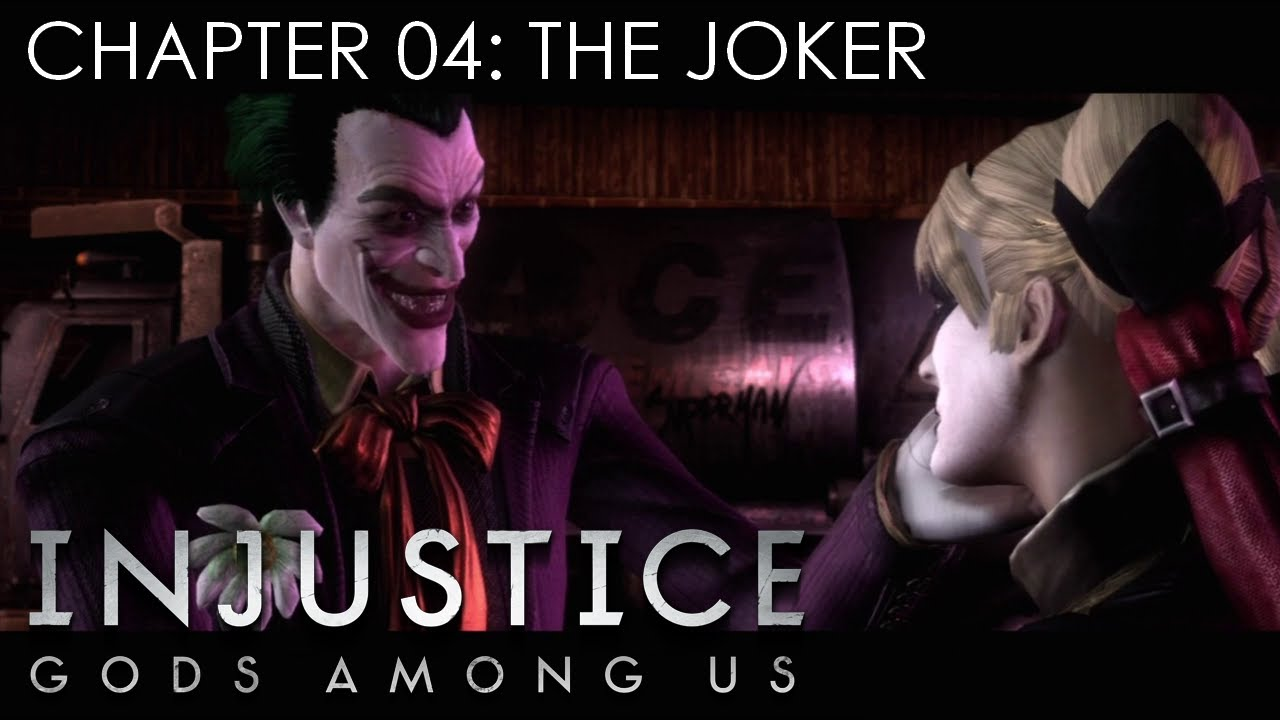 The Joker Injustice Insurgency Joker Insurgency 39253...